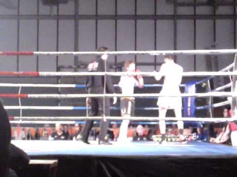 Thai Box Gala Woerden Game 16 Rick (Waltman Gym) Vs. Joshua (Roberto Gym)