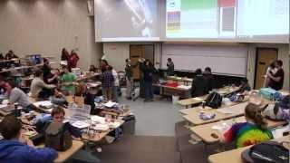 Adirondack Regional Science Olympiad Held at Clarkson University
