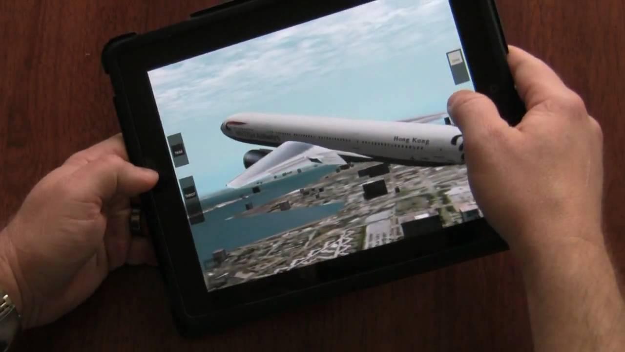 how to watch movies on plane ipad