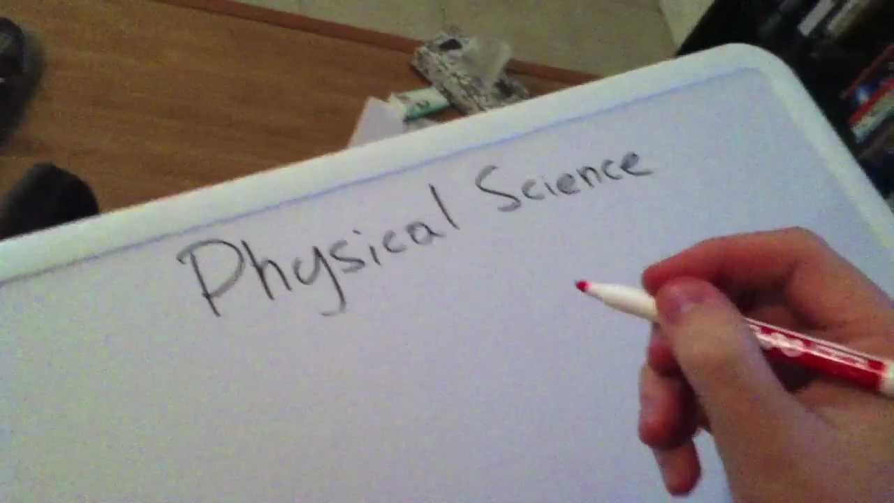 science physical introduction