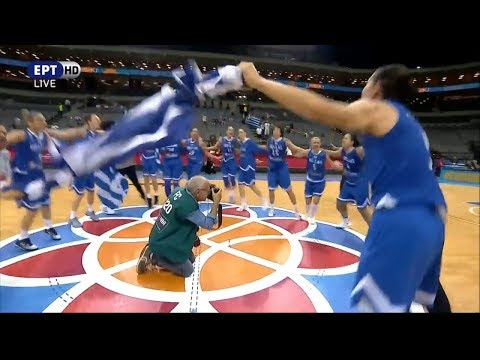 Τουρκία - Ελλάδα 55-84 Highlights Turkey - HELLAS Eurobasket