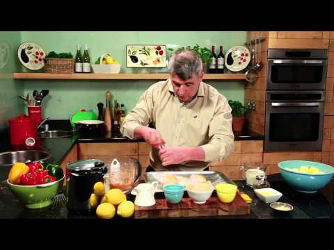 how to prepare hake fillets