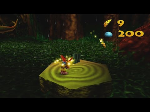 Let's Play Banjo Kazooie Xbox 360 Part 16: Knock on Click Clock Wood