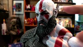 NECA GOD OF WAR 2018 (1/4 SCALE) 18 INCH