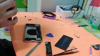 지극히 일반인이하는 아이폰8플러스 배터리교체하기