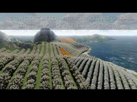 Net Positive Desalination for Agriculture