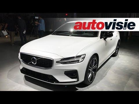 Onthuld: Volvo S60 (2019) Eerste Indruk