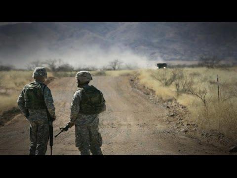 Mexico Border Crisis: National Guard Deployed to Texas Border