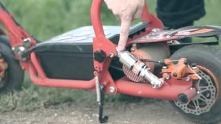 Электросамокат EVO ES-03 | Electric scooter EVO ES-03(, 2015-06-14T12:29:25.000Z)
