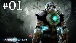 Vanquish Español - Parte 1 - Walkthrough | Let's Play [XBOX 360 | PS3]