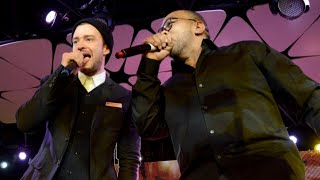 Justin Timberlake feat. Timbaland - Carry Out (Live at The Conga Room)