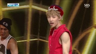 Cover images Henry (헨리) [Trap (feat. 태민)] @SBS Inkigayo 인기가요 2013609