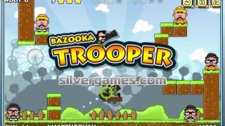 Bazooka Trooper Walkthrough *Efficient*