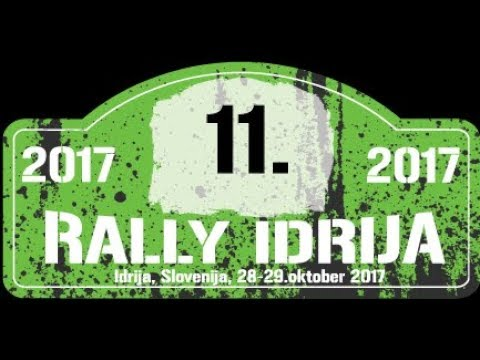 11. rally Idrija 2017.