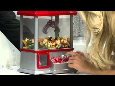 Playtastic Candy Grabber Süßigkeitenautomat