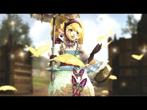 Let's Play Hyrule Warriors 6: Twilight Field: High Pitched Voices