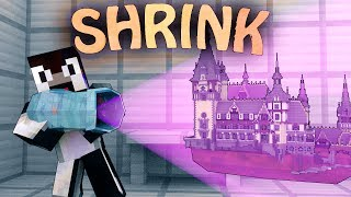 Minecraft | SHRINK MOD Showcase! (SHRINK MOD, SUPERSIZE MOD, MINIATURE MINECRAFT MOD)