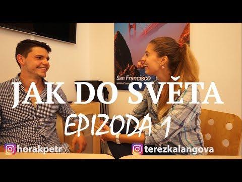 JAK DO SVĚTA - 01 | Tereza Langová, EF Education First