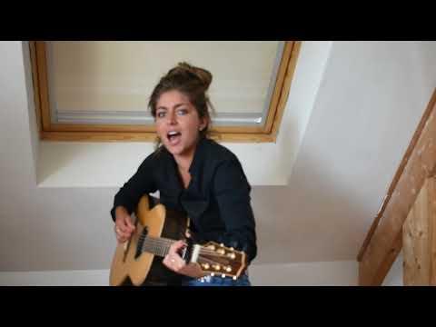 Charlotte - A ton image (composition guitare-voix)