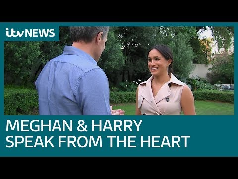 Meghan admits she was warned British tabloids 'will destroy your life' | ITV News