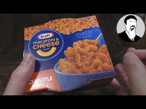 Kraft Macaroni & Cheese Chipotle Microwave Pot   Ashens