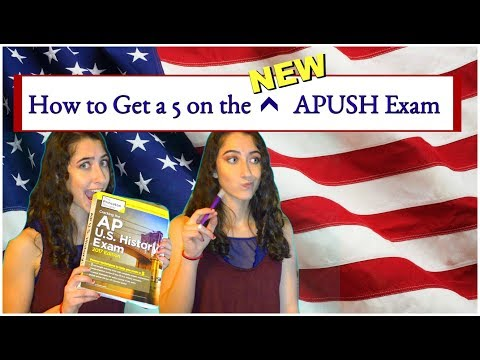 HOW TO GET A 5 ON AP U.S. HISTORY
