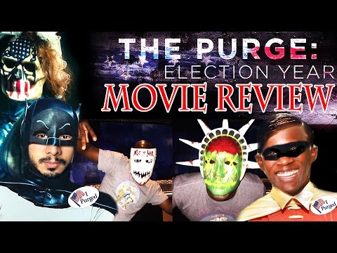 THE PURGE Spoiler-Free Movie Review by Jaby & Syntell!