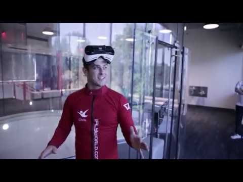 iFLY Indoor Skydiving – Virtual Reality