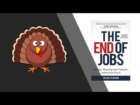 The WorkGrind Episode 1, Part 2: The Turkey Effect on Jobs w/ Problems and Solutions