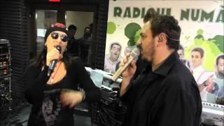 Horia Brenciu & HB Orchestra - La Radio si colaj reggae (Live la Radio ZU)