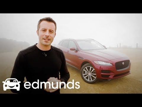 2017 Jaguar F-Pace Review | Edmunds
