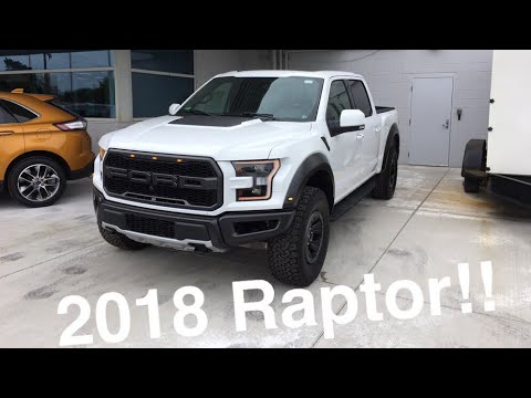 2018 Ford F150 Raptor Start Up And Revs Youtube