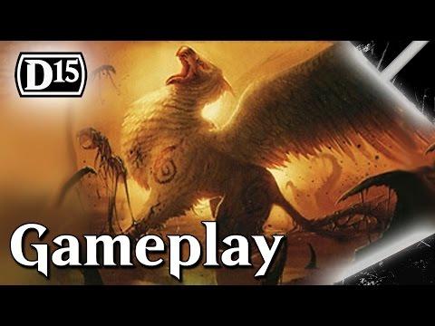 Magic 2015: 5 Color Domain Gameplay (1080p)