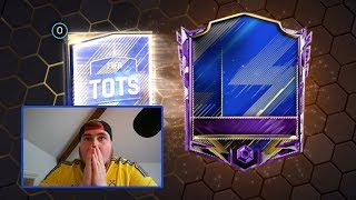 FIFA MOBILE 18 SICK 93 MASTER TOTS IN A PACK! #FIFAMOBILE BUNDESLIGA TOTS CHAIN PACK OPENING