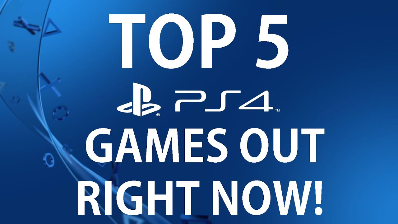 best games out right now