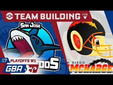 GBA S7R1 Playoffs: Teambuilder for the San Diego Chimchargers