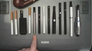 Tamaños de cigarrillos electrónicos