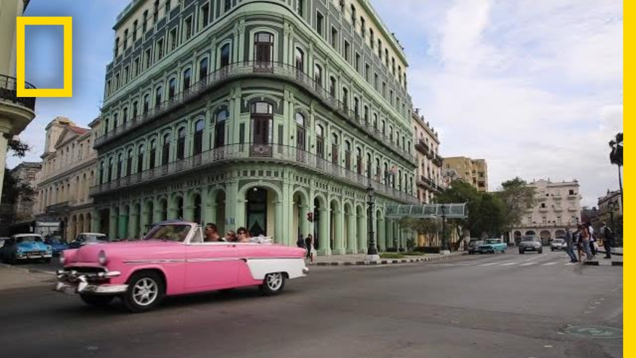 Journey Into Old Havana's Vibrant History | National Geographic