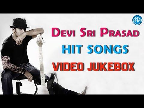 Devi Sri Prasad Super Hit Songs Collection Video Jukebox