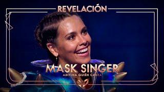 Cristina Pedroche, detrás de la máscara invitada del Robot | Mask Singer: Adivina quién canta