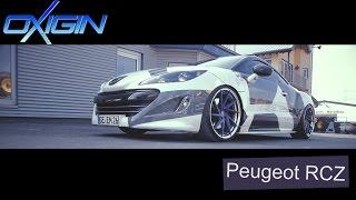 PEUGEOT RCZ on OXIGIN MP1 Multipiece Wheels CARPORN