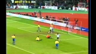 1998 (March 25) Germany 1-Brazil 2 (Friendly) (German Commentary).avi
