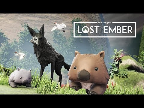 We have a date! Lost Ember - Release Announcement Trailer