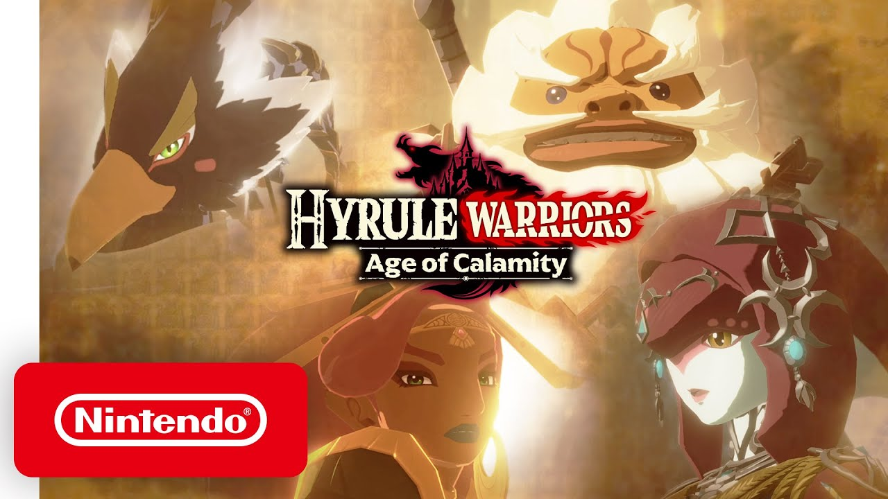 Story Trailer Drops For Hyrule Warriors Age Of Calamity Game Hollywood Reporter