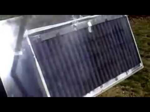 Solarno Grejanje Uradi Sam Youtube