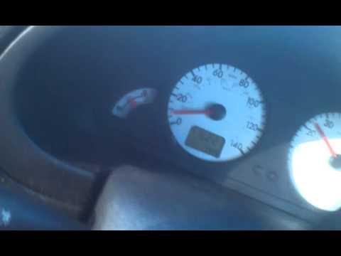Citroen saxo vtr acceleration 0-60