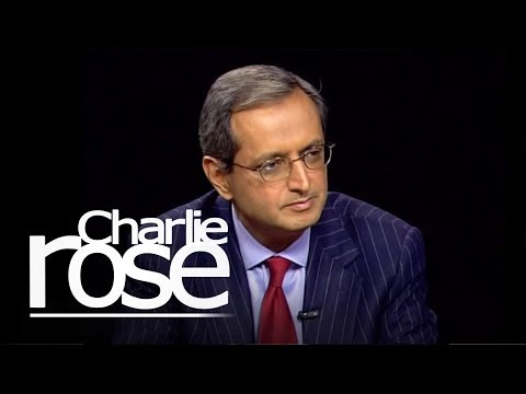 Vikram Pandit, CEO of Citigroup | Charlie Rose