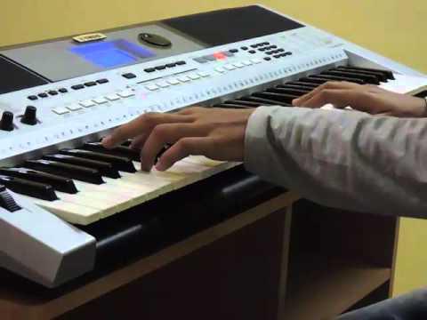 muskurane ki wajah tum ho new version piano cover / keyboard with chord ( City lights)✔