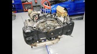 How to Build Subaru WRX/Sti Longblock l Subi-Performance