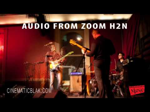 Zoom H2n - Live Band Samples